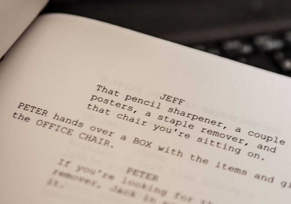 Screenplay Translation